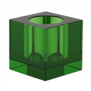 Lysestage - fyrfad - grøn