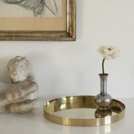 Brass trays