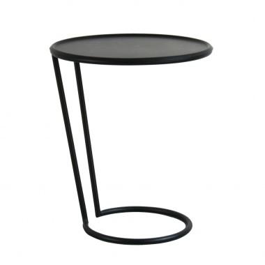 Bakkebord - sort - lille