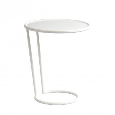 Bakkebord - hvidt - lille