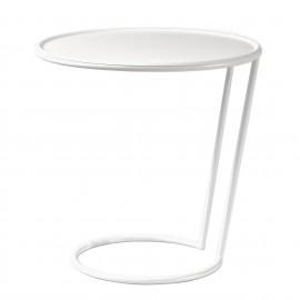 Bakkebord - hvidt - stort