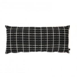 Cushion, checkered